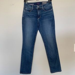New! NYDJ Not Your Daughters Jeans Samantha Slim